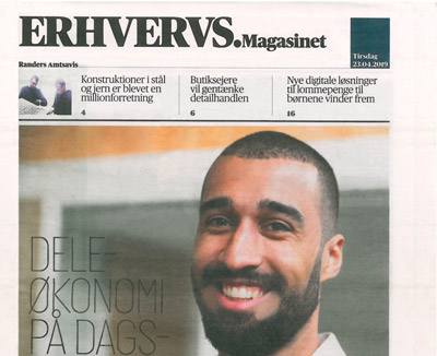 Randers-Amts-Avis Business section