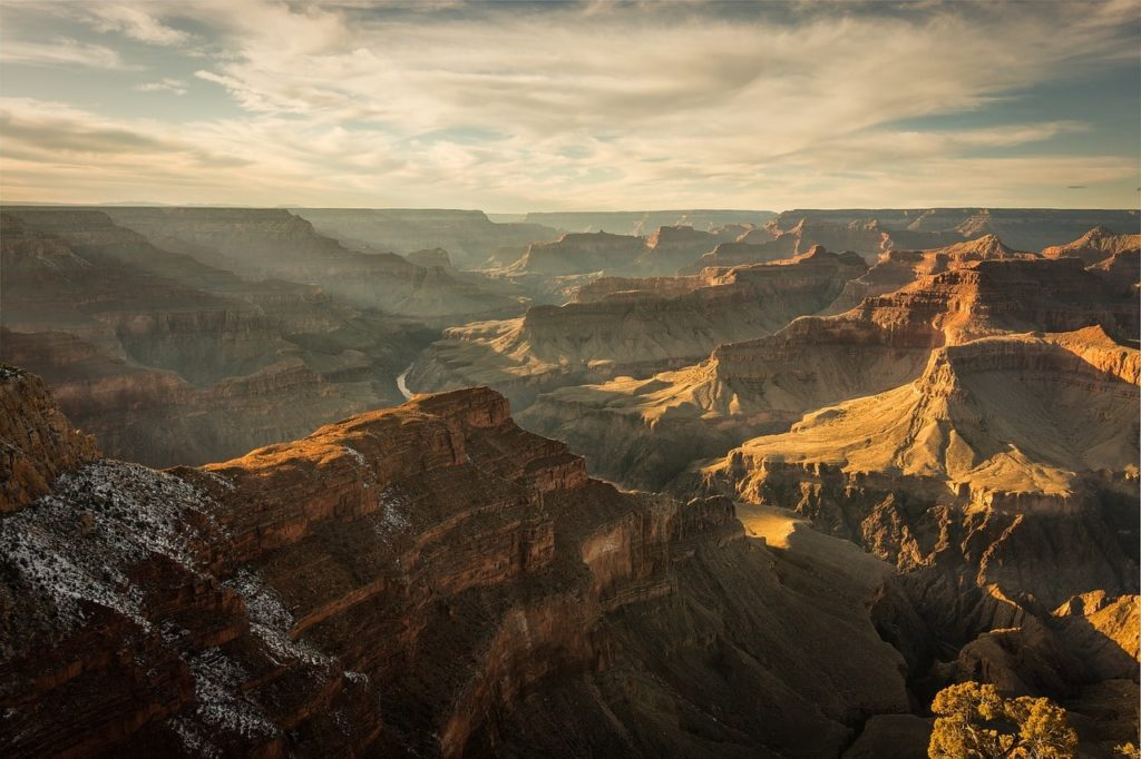 overview of grand canyon