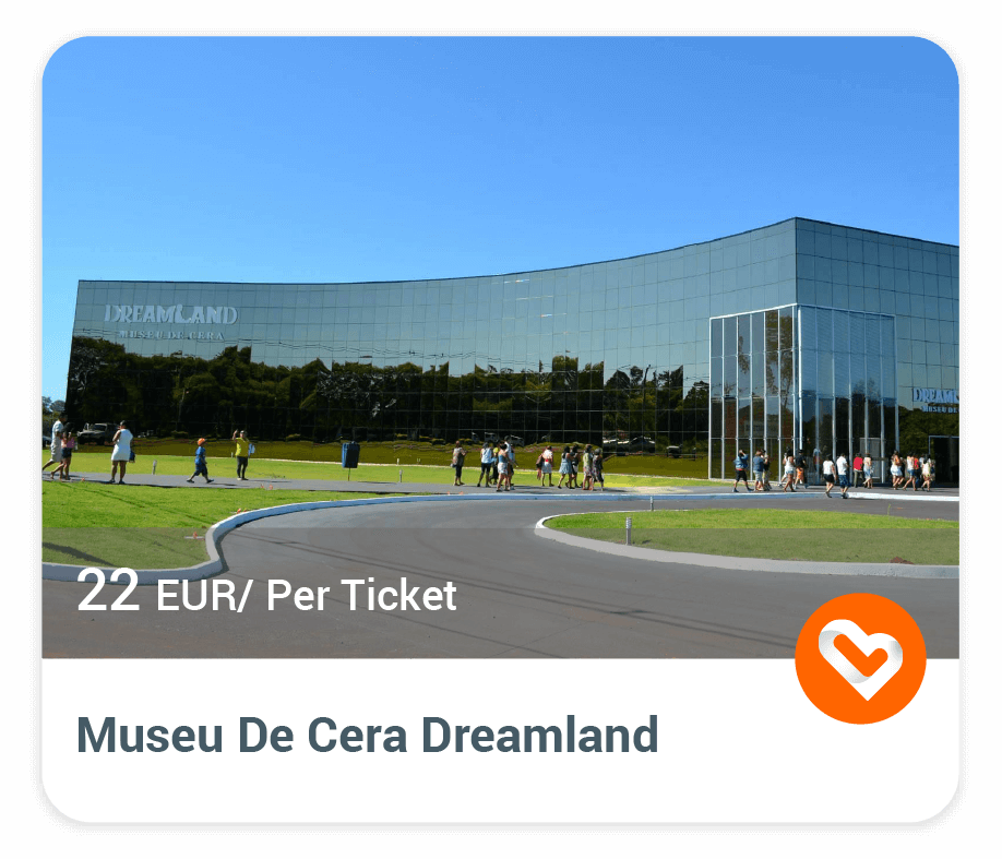 Dreamland Wax Museum with price and description